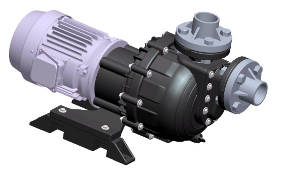 化工泵电机3