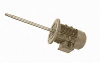 长轴水泵电机受潮时如何处理?